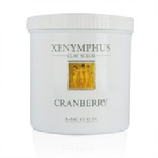 CRANBERRY CLAY SCRUB 500 GR.