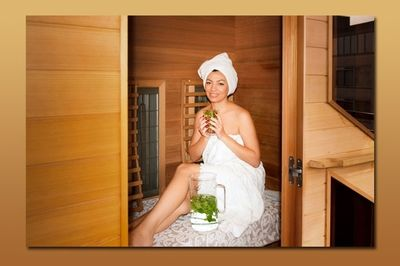 Detox (SPA) behandeling no1.